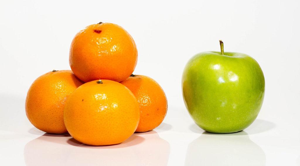 ミカンかリンゴか、それが問題だ – あなたの知らないプログラミングの世界#2